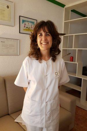 MARÍA CRISTINA AMECHAZURRA.